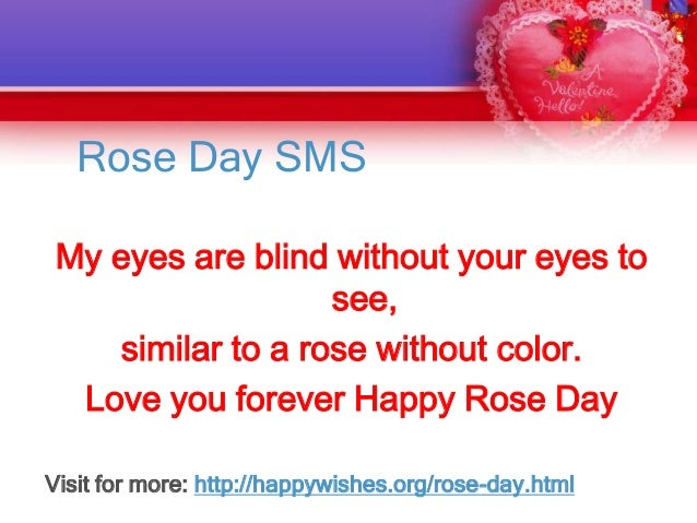 Happy Rose Day Images Quotes Sms In Hindi Wallpaper Download