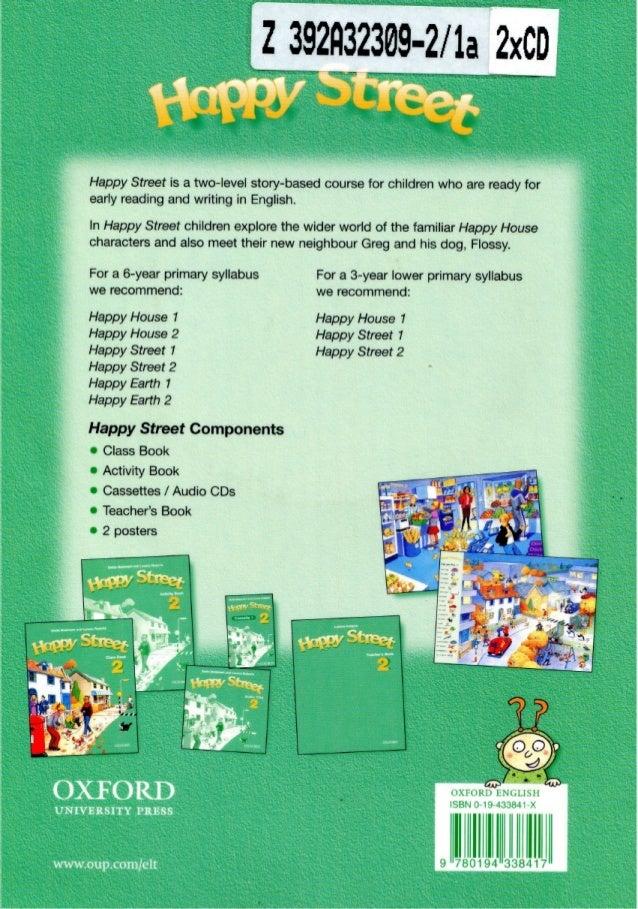 Happy Street 1 New Edition Activity Book