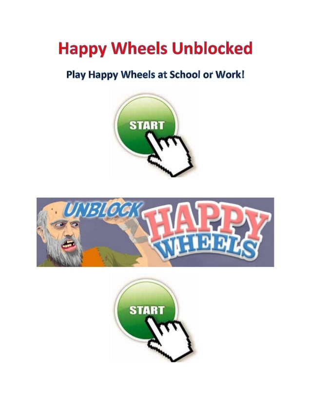 Now you can play that addicting game Happy Wheels unblocked, atwork or school for free. It's become increasingly difficult...