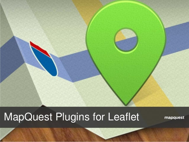 MapQuest Plugins for Leaflet