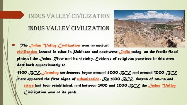 indus valley civilization indus valley civilization