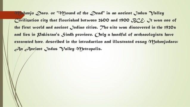 indus valley civilization mohenjo daro 5
