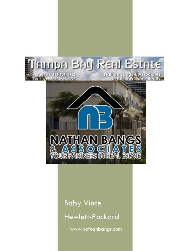 Baby Vince Hewlett-Packard www.nathanbangs.com