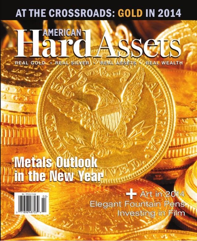 S E C T I O N N A M E | Story Name 2 | American Hard Assets www.ahametals.com