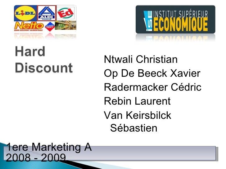 <ul><li>Ntwali Christian </li></ul><ul><li>Op De Beeck Xavier </li></ul><ul><li>Radermacker Cédric </li></ul><ul><li>Rebin...