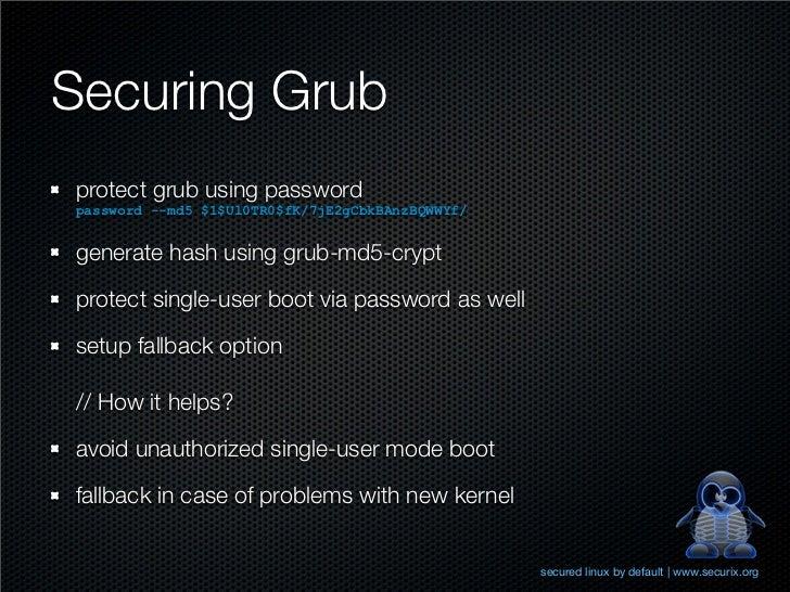 linux kernel no swap meet