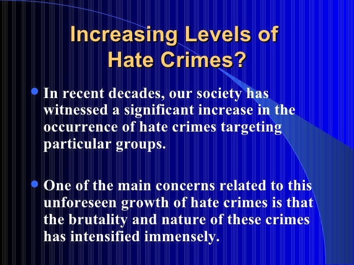 hate crimes and the mitchell v wisconsin The courts have tried to draw a clear line between hate speech and hate crimes in two hate crimes cases the us supreme court upheld first amendment free speech rights the court concluded that its okay for state laws to regulate acts.