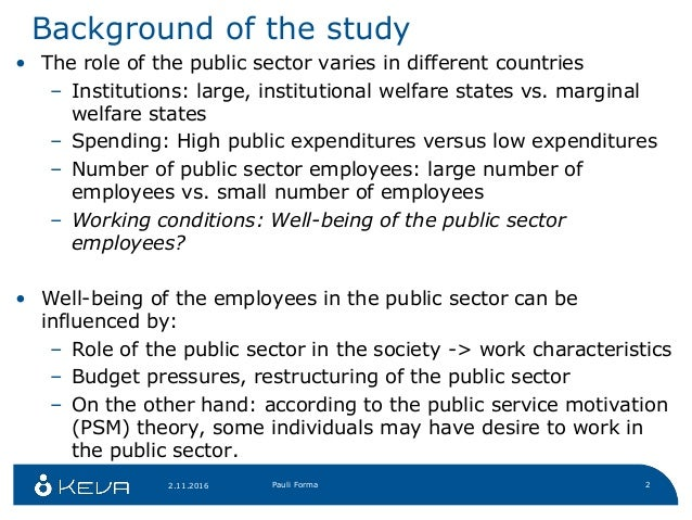 employees satisfaction in the private sector Index terms—job satisfaction, public sector, private sector, scope  employee involvement, empowerment and  job satisfaction in public sector and private sector: a.