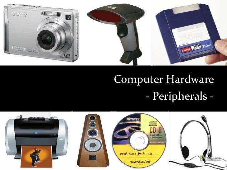 Computer Hardware - Peripherals -