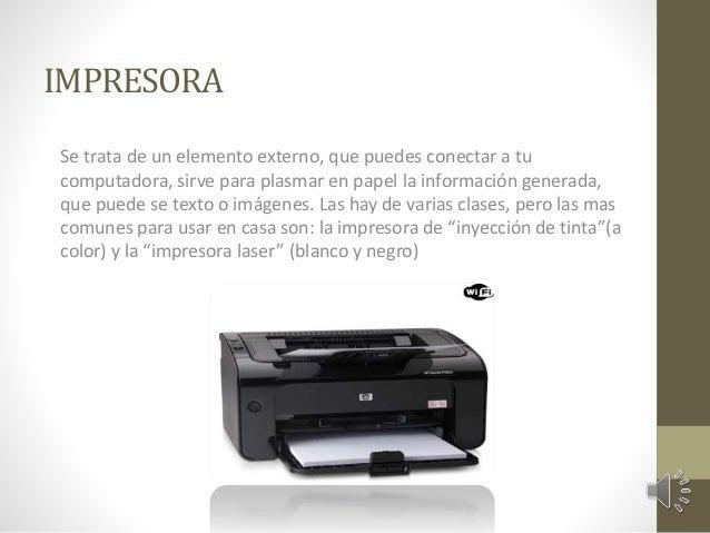 PERIFÉRICOS DE ENTRADA/SALIDA  Son aquellos que permiten tanto la entrada como la salida de  información de la computadora...