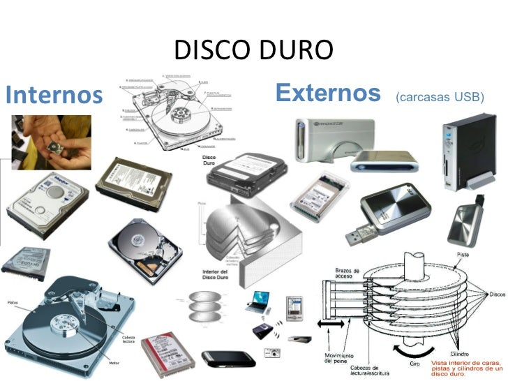 Hardware componentes b sicos for Elementos de hardware
