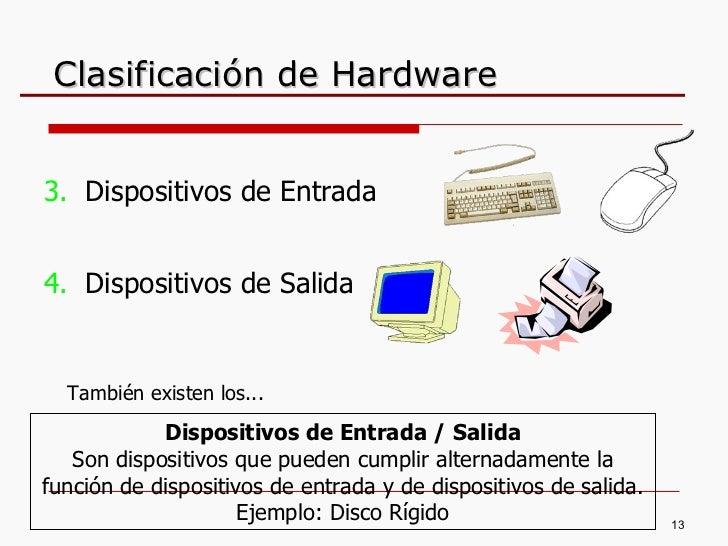 Hardware for Funcion de salida