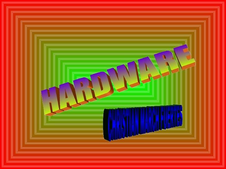 Hardware christian