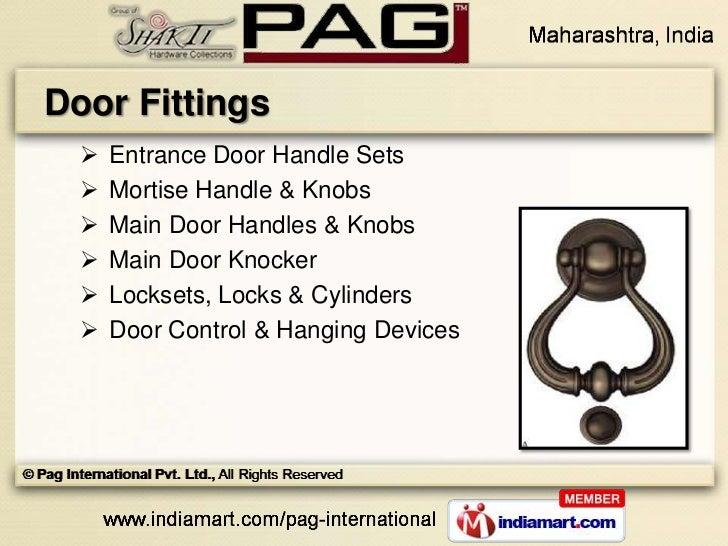 Door Fittings     Entrance Door Handle Sets     Mortise Handle & Knobs     Main Door Handles & Knobs     Main Door Kno...