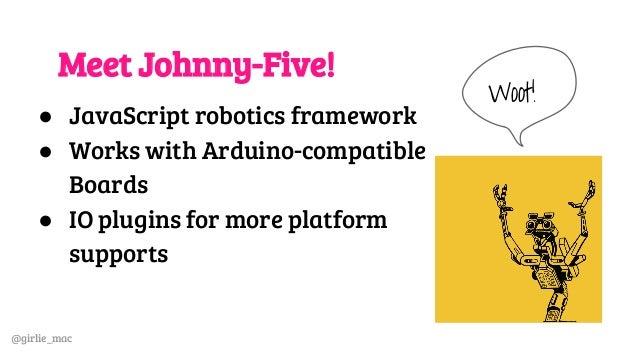Hardware hacking for javascript engineers