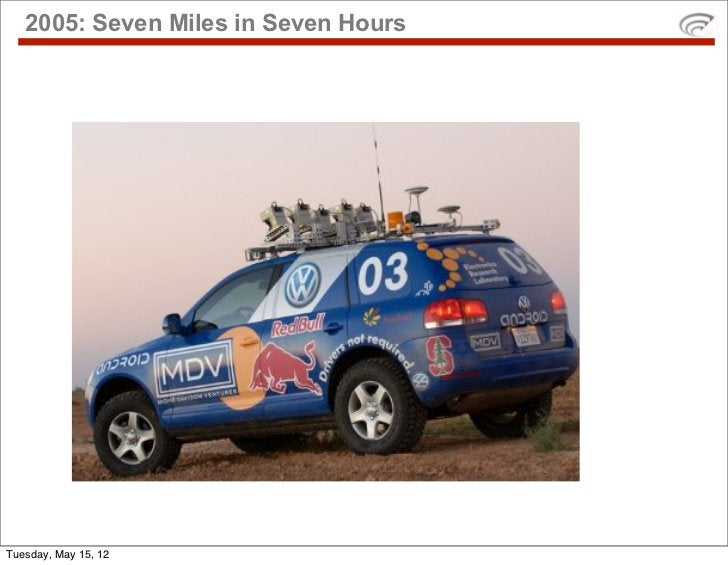 2005: Seven Miles in Seven HoursTuesday, May 15, 12
