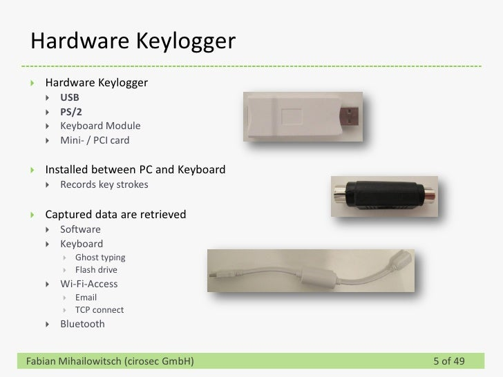 How to protect your device from Keyloggers