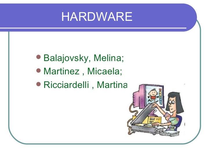 Hardware mica marti meli
