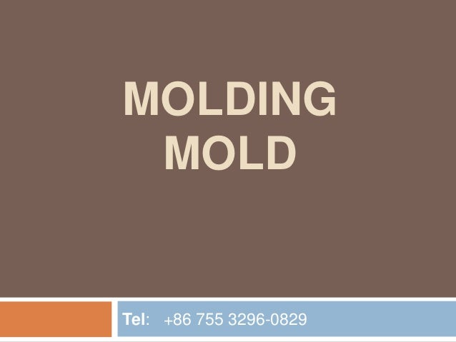 MOLDING MOLD Tel: +86 755 3296-0829