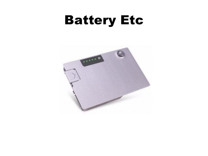 Battery Etc