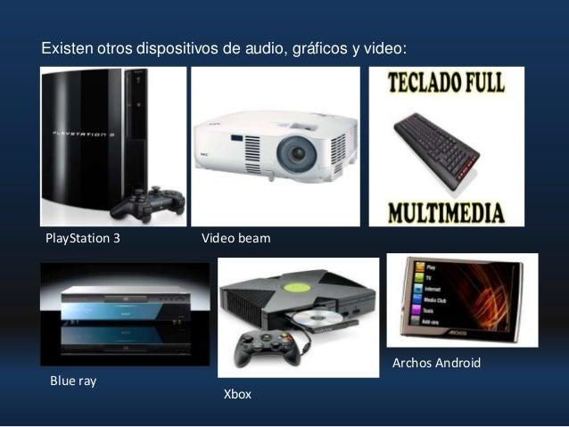 Hardware para multimedia - Definicion de multimedia ...