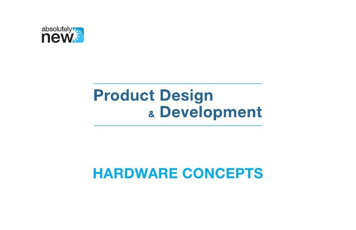 HARDWARE CONCEPTS