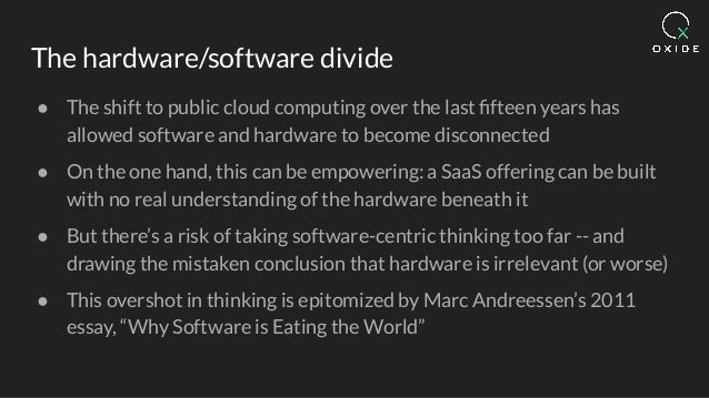 Hardware/software Co-design: The Coming Golden Age Slide 2