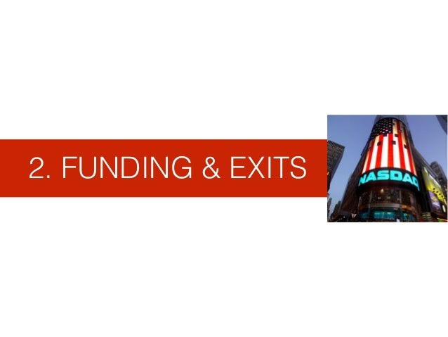 2. FUNDING & EXITS
