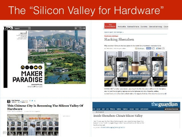 """The """"Silicon Valley for Hardware"""" #HAX"""