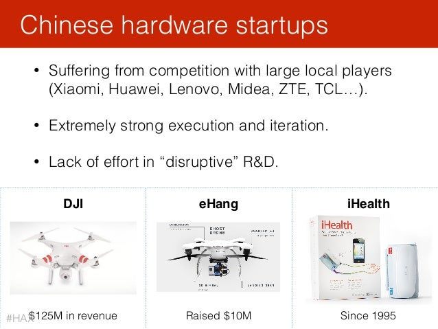 • Suffering from competition with large local players (Xiaomi, Huawei, Lenovo, Midea, ZTE, TCL…). • Extremely strong execu...