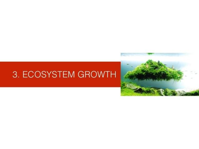3. ECOSYSTEM GROWTH