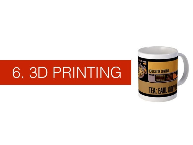6. 3D PRINTING