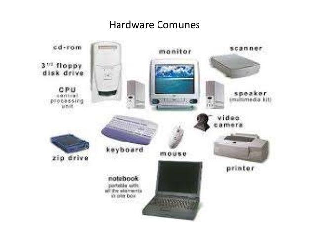 Interesante an lisis sobre los elementos del hardware vs for Elementos de hardware