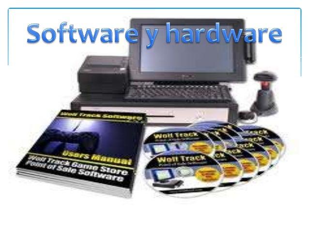 Hardware y softwareSe definen como las partes mas importantes de unacomputadora.