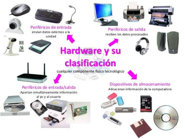 Hardware y su clasificación - photo#6
