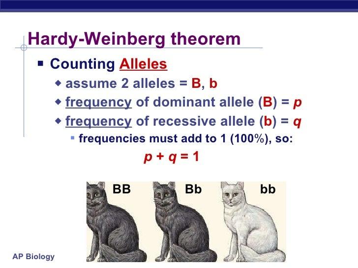Hardyweinberg
