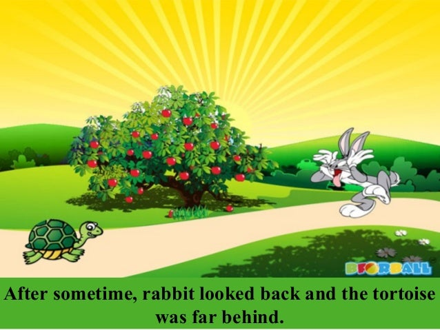 The Hare And The Tortoise Story Bforball Com