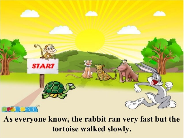 The Hare and the Tortoise Short Story