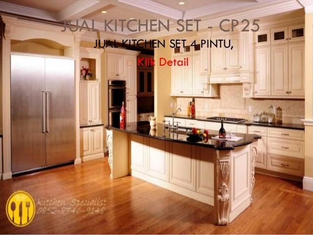 Harga Kitchen Set Atas Murah