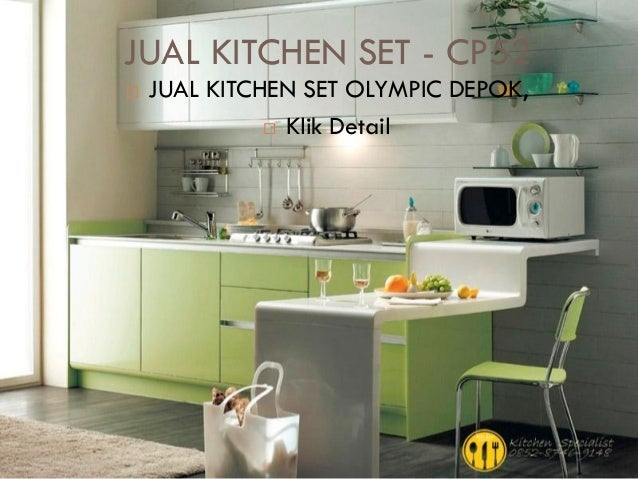 Harga Kitchen Set Dapur