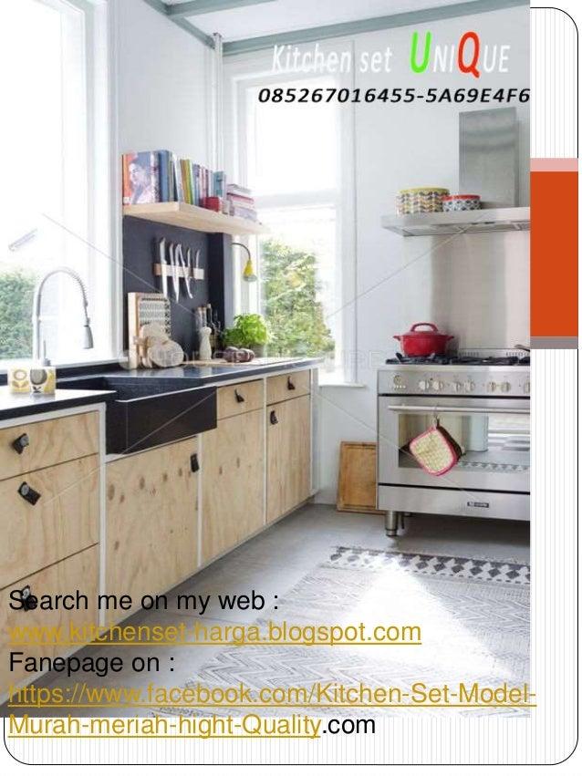 Harga Kitchen Set Klasik Kitchen Set Minimalis Stainless Harga Kitc
