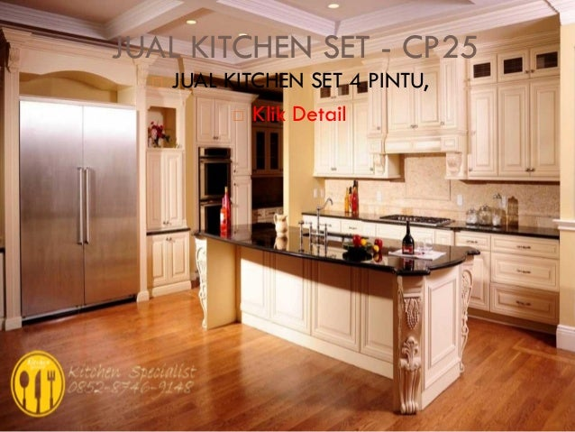 Harga Granit Kitchen Set Per Meter