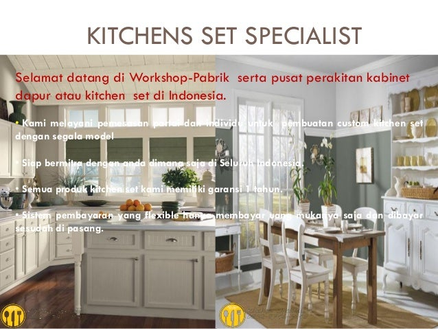 Harga kitchen set murah aluminium for Harga kitchen set aluminium per meter