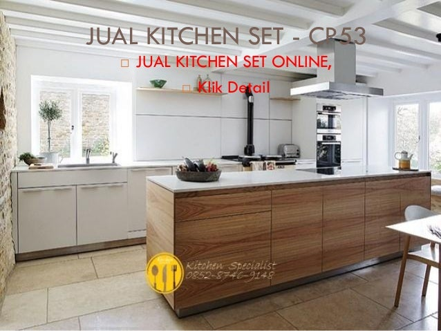 Kitchen Set Royal Tangerang
