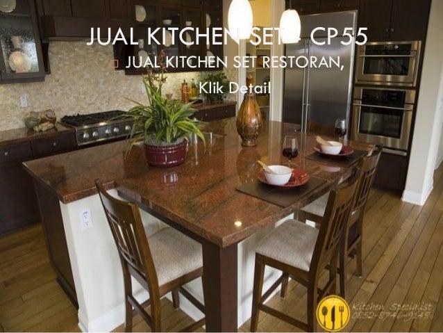 Harga Kitchen Set Murah Cibubur