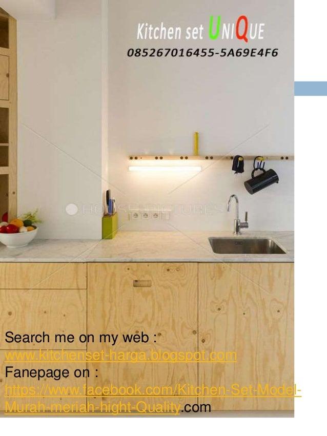 design interior kitchen set minimalis. Harga kitchen set sederhana minimalis  design interior harga sudah jadi 085267016455 5 a69e4f6 mi