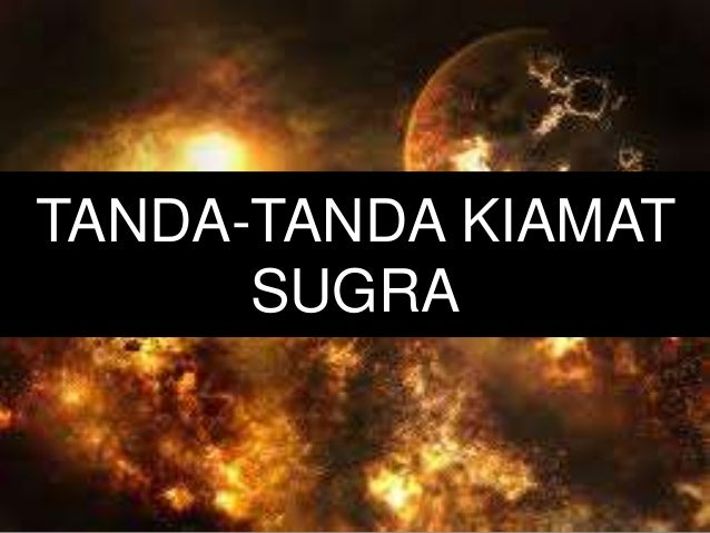 Image Result For Tanda Tanda Kiamat