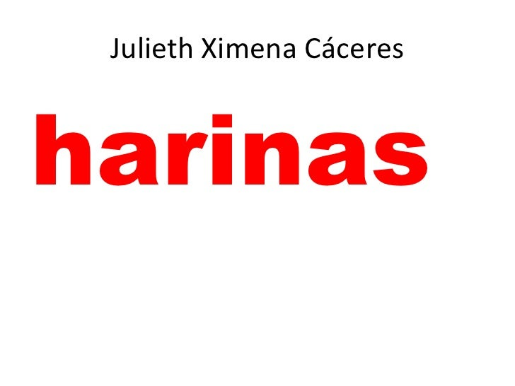 Julieth Ximena Cáceresharinas
