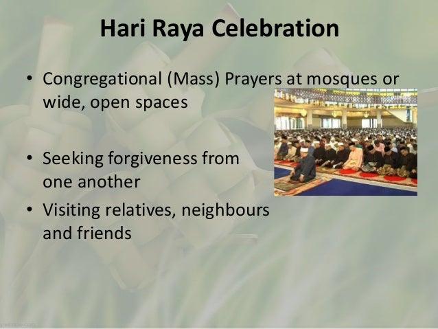 Hari Raya Class Presentation