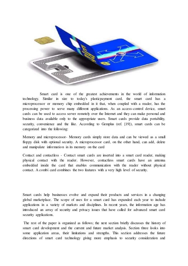 Smart Cards Tokens Security And Applications Pdf